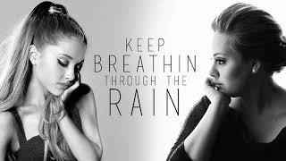 Baixar Breathin vs. Set Fire To The Rain (MASHUP) Ariana Grande, Adele