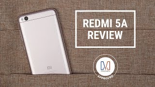 Xiaomi Redmi 5A Review: Best budget smartphone