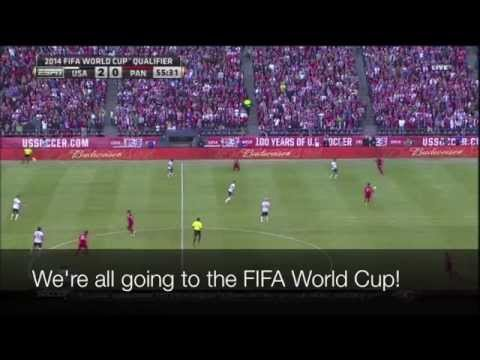 If You Are Going to Brazil - USA Football (Soccer) Songs and Chants