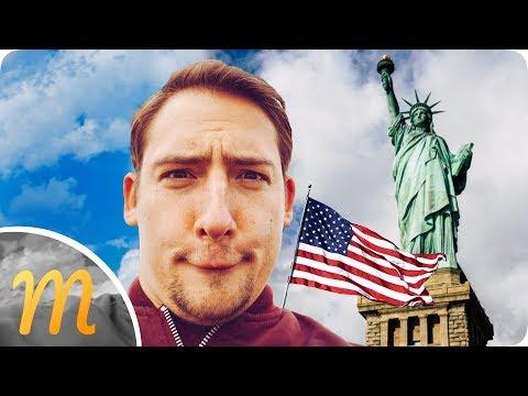 J'AI SOUILLÉ NEW YORK !