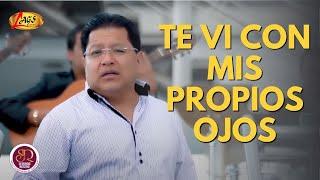 Te Vi Con Mis Propios Ojos - Segundo Rosero (Videoclip Oficial) thumbnail
