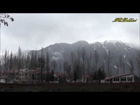 Swat Trip 2017 (13)  Kalam in rain