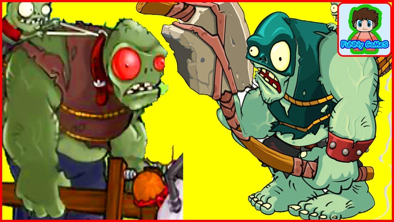 Игра планета зомби против растений