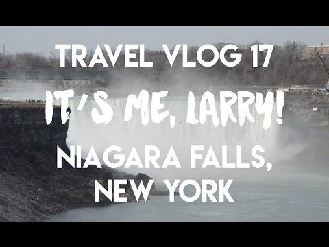 US TRAVEL VLOG DAY 3 - Niagara Falls, New York