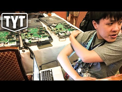 Voting Machines Hacked by 11-year-old!