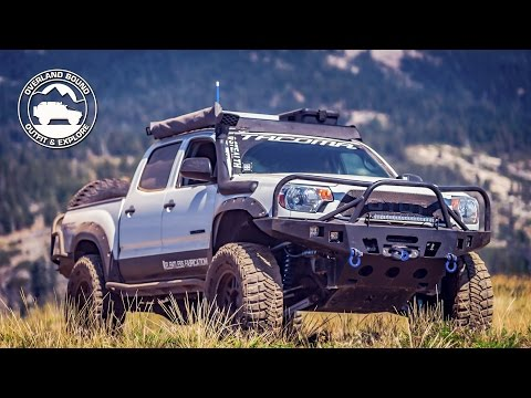2014 Long Travel Toyota Tacoma Rig Walk Around Part 1