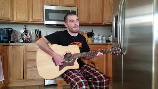 Tim Knecht- The Master's Call Marty Robbins Cover