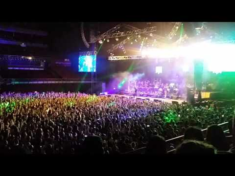 1955 by Hilltop Hoods feat Montaigne (Allphones Arena)