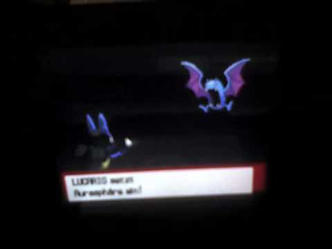 Pokemon glazed lucario aura sphere
