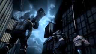 Batman Arkham Origins : All Ultra Settings : Nvidia GTX 780 FTW