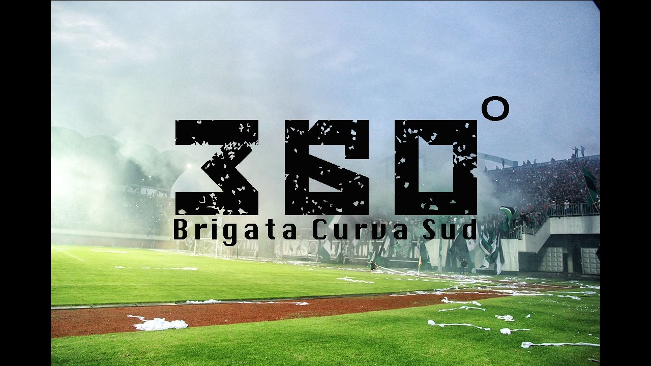 Persija Vs PSS Image: Brigata Curva Sud: Test Video 360° PSS Sleman Vs Persija