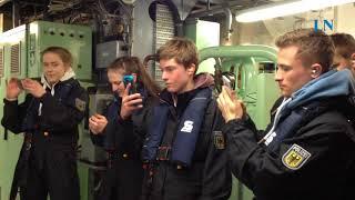 Schüler-Praktikum bei der Bundespolizei in Neustadt