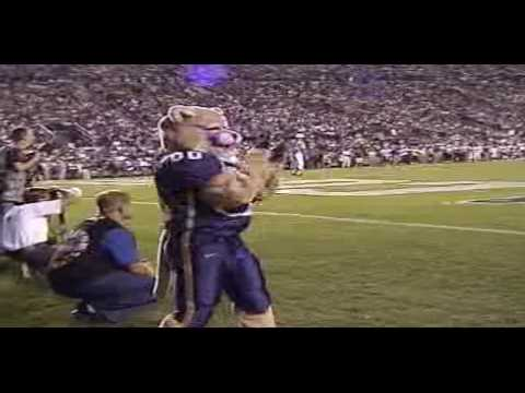 Mountain West Conference opening game mascot highlights