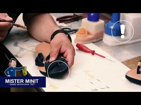 Special Shoe Repairs   MISTER MINIT