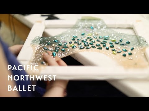 Jérôme Kaplan designs Jewels for Pacific Northwest Ballet