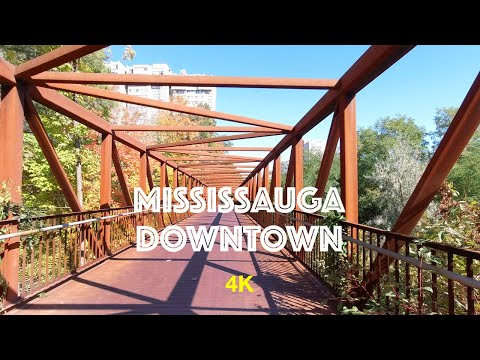 Mississauga, Ontario, Canada | Absolute World #Mississauga walking Greater Toronto Area
