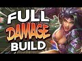 Smite: NEW TERRA FULL DAMAGE BUILD - THIS BUFF MADE HER S TIER