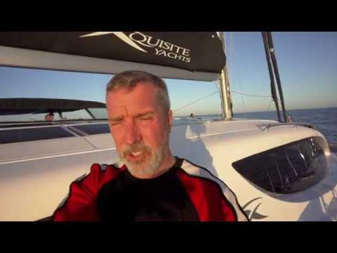 Epic transatlantic journey on board of Xquisite's X5 Sail with Cruising Off Duty - Ep.3 - Namibia