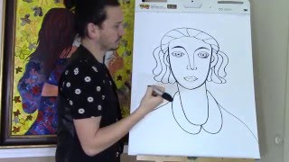 Henri Matisse for Kids with Ramon Carrasco