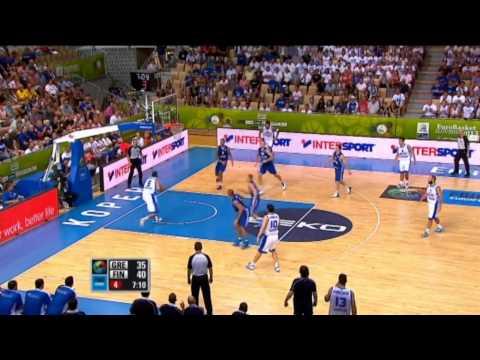 Εθνική Ανδρών | Ελλάδα-Φινλανδία 77-86. Τα Highlights του αγώνα