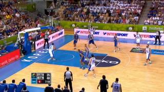 Highlights Greece-Finland EuroBasket 2013