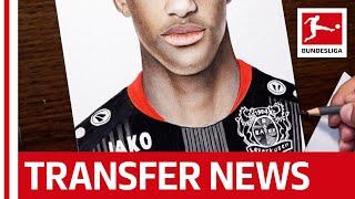 Welcome bayer leverkusen's newest addition!► sub now: https://redirect.bundesliga.com/_bwcsdemarai gray has joined die werkself from premier league side leic...