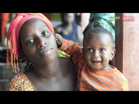Ebola Corps Guinea-Bissau. ADPP / UFF Humana