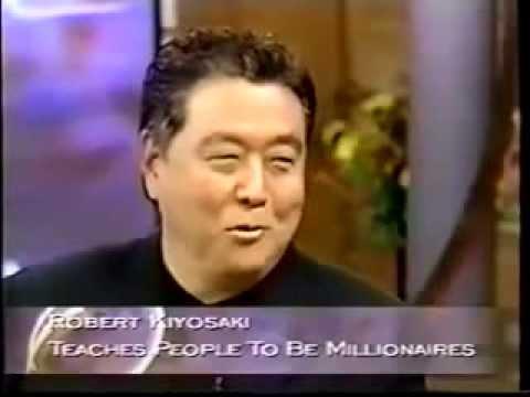 Robert Kiyosaki Interview on Oprah Winfrey Show - Start a Home Based Business
