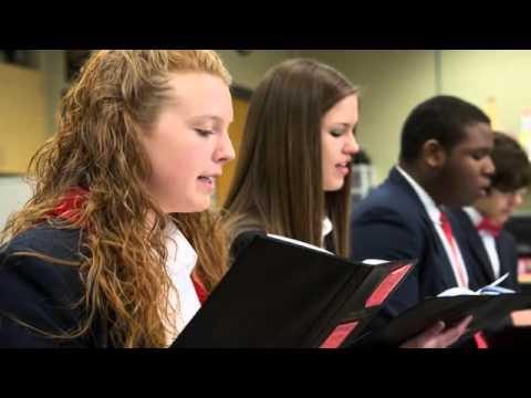 Fine Arts Programs | Locust Grove, GA - Strong Rock Christian School