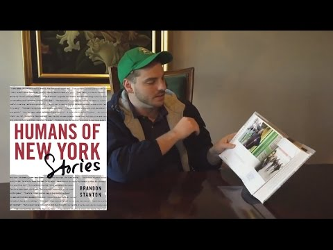 """Humans of New York: Stories,"" Brandon Stanton - Review [LastBossMonster]"