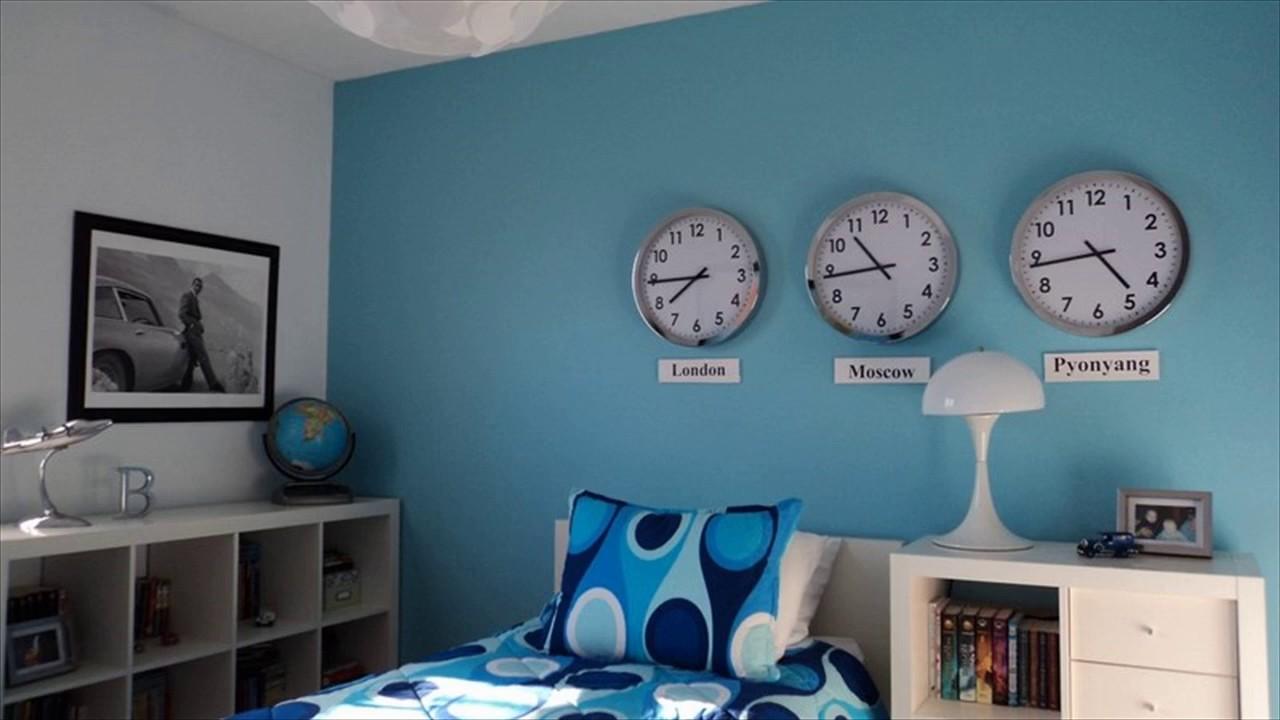 Pics Of Light Blue Bedroom For Kids