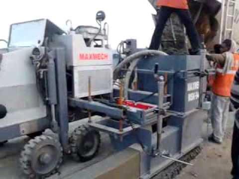 slipform machine