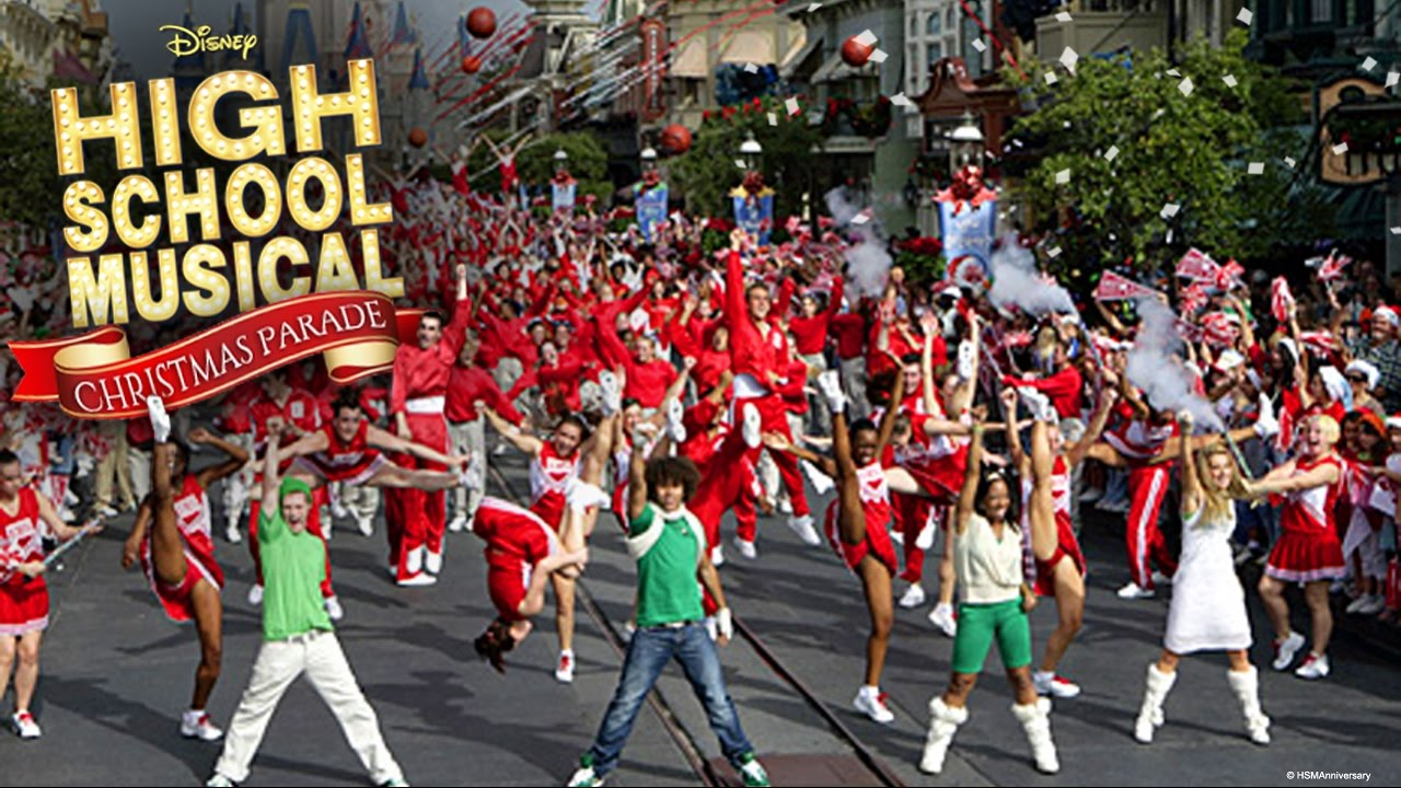 High School Musical - Christmas Parade