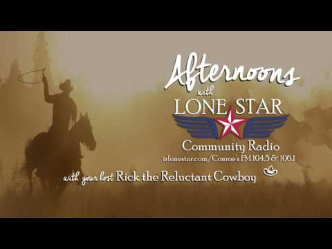 6.7.17 -  Patrick Devlin - Afternoons with Lone Star