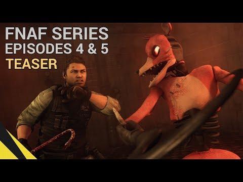 [SFM] Five Nights at Freddy's Series (Episodes 4 & 5 Teaser) | FNAF Animation
