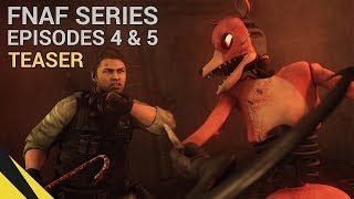 [SFM] Five Nights at Freddy's Series (Episodes 4 & 5 Teaser) | FNAF Animation