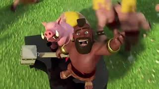 HELL MARCH CLASH ROYAL / CLASH OF CLANS THE BEST ARMY IN THE WORLD