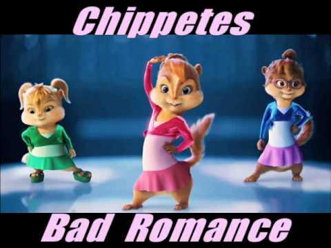 Chipettes, Bad Romance