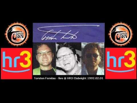 Torsten Fenslau - live @ HR3 Clubnight 1992.02.01