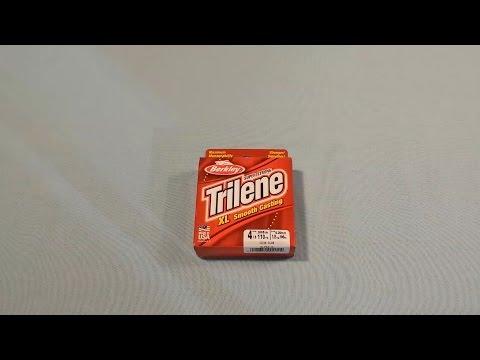 Trilene XL Fishing Line Review