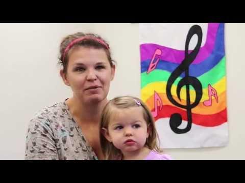 Music Pups kids music class at West Chester Academy