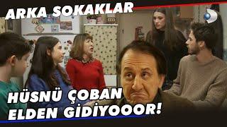 Telefon Sapığı Zeliş, Hüsnü & Esra Aşkını Engelleyemedi! - Arka Sokaklar 577. Bölüm