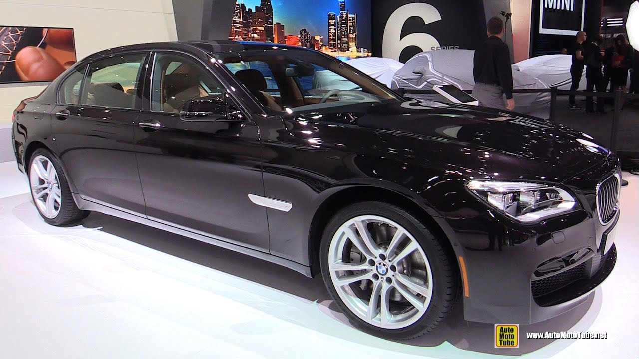 2015 bmw 7-series 750li individual - exterior and interior
