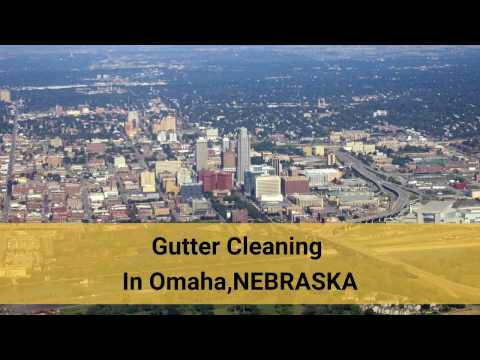 Gutter Cleaning Omaha NE