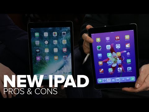 2018 Apple iPad: Pros and cons