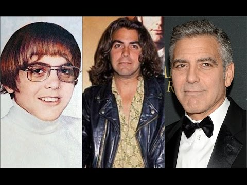George Clooney : A life in pictures