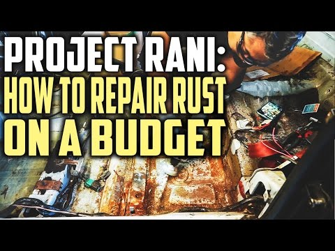 Project Rani: How to Repair Surface Rust on a Budget