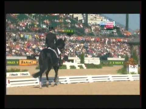 Edward Gal & MoorlandsTotilas Grand Prix Special 85.708% WEG 2010 Kentucky