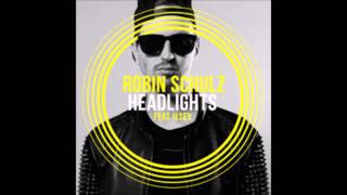 Robin Schulz - HeadLights (Original Music Video)