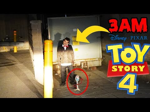 DONT PLAY WITH FORKY IN TOYS R US AT 3AM OR BENSON.EXE WILL APPEAR! | HAUNTED BENSON COMES FOR FORKY